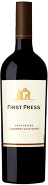 First Press Napa Cab Sauv