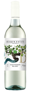 Deakin Estate Sauvignon Blanc new label med
